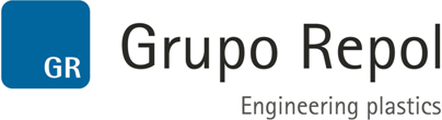 Grupo Repol: Engineering plastics logo