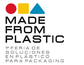 Made from plastic